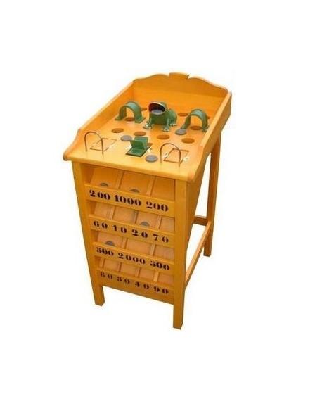 Location jeu en bois Double chinois