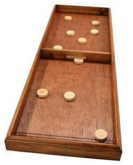 Location jeu en bois d'équilibre