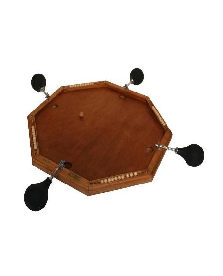Location jeu en bois Table à élastique