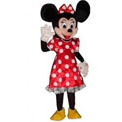 Location mascotte Minnie
