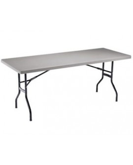 Table rectangulaire 183 x 76 cm