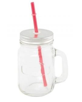Mason jar en verre 45cl